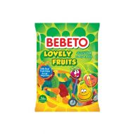 Bebeto Bonbons Lovely Fruits 80G