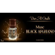 Musc Black Afghano 3ml