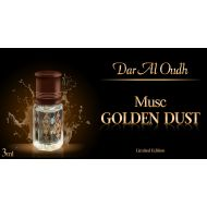 Musc Golden Dust 3ml